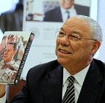 General Powell Visits CCNY to Promote His New Book