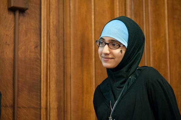 Humaira Hansrod, Fulbright Scholarship winner