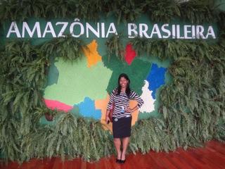 Nisha Tabassum at the Rio+20 conference