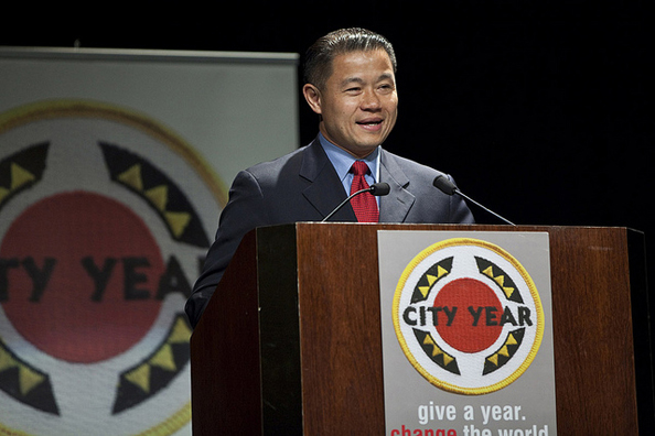 New York City Comptroller John Liu. Photo by Cityyear, courtesy Creative Commons.