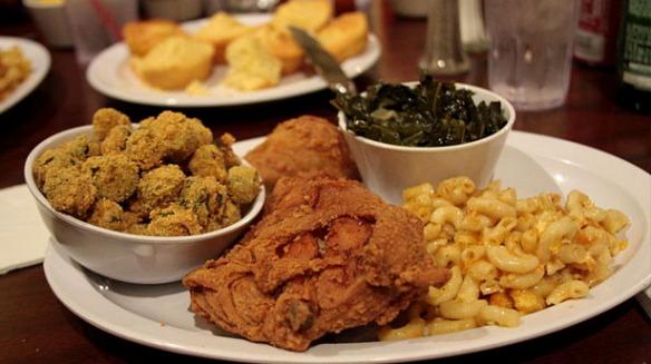 Soul food photo by Jennifer Woodard Maderazo