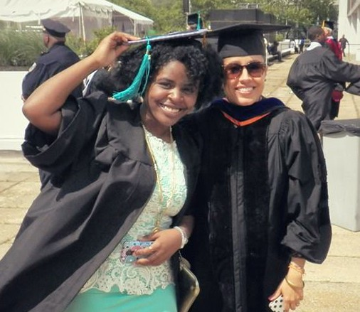 Thoughts from an IS Alumna and Former SAIS President-Veronica Agard